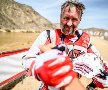 Rafał Sonik wygrał Silk Way Rally.