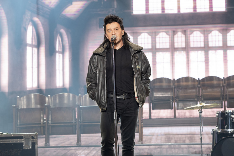 Rafał Szatan jako Bono /M. Zawada /Polsat