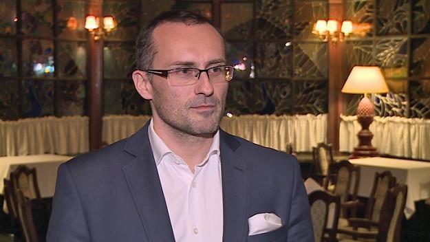 Rafał Szczechura, dyrektor marketingu na Europę Środkowo-Wschodnią w SIX Payment Services /Newseria Biznes
