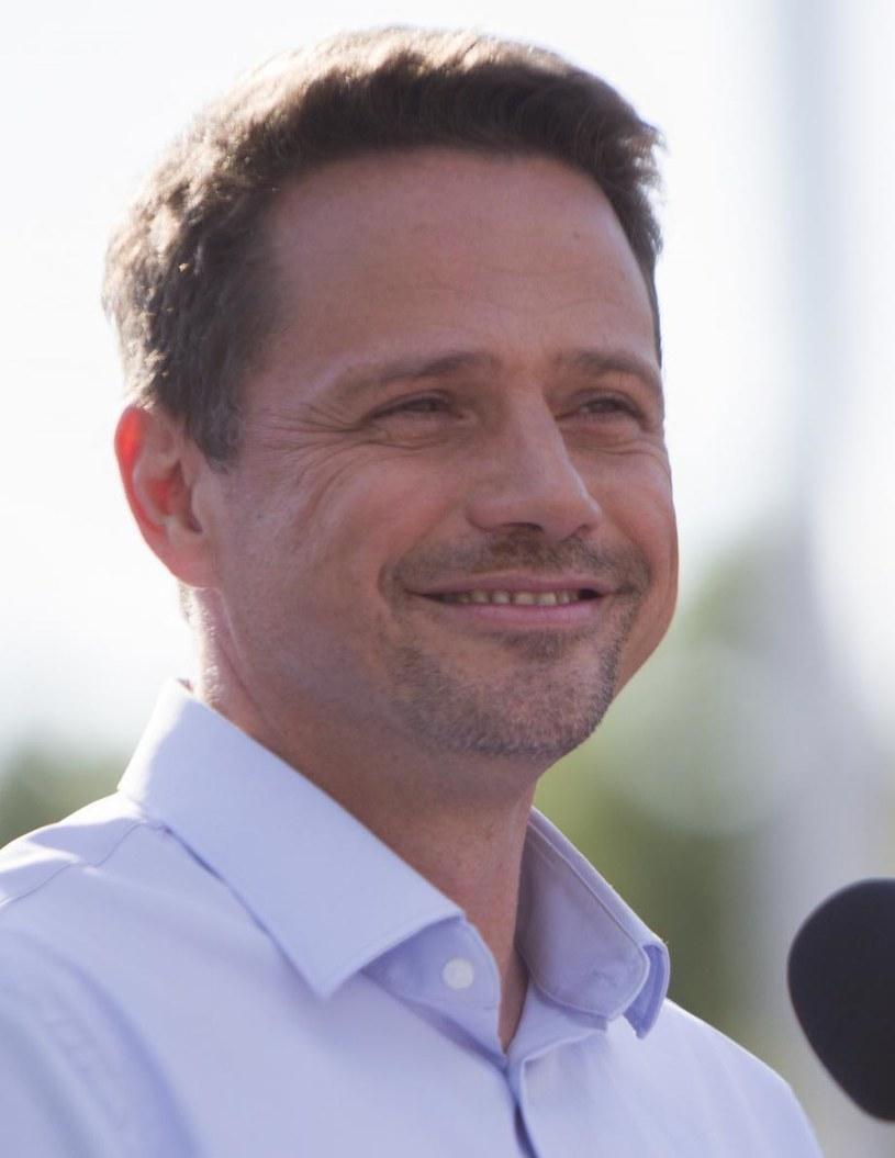Rafał Trzaskowski, fot. Adrian Cięzki /Reporter