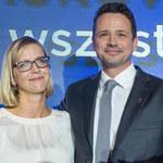 Rafał Trzaskowski i Małgorzata Trzaskowska świętują! Ale radość