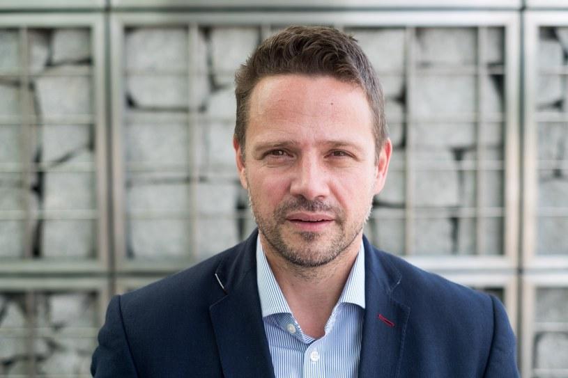 Rafał Trzaskowski, kandydat Koalicji Obywatelskiej /Jacek Dominski/ /Reporter