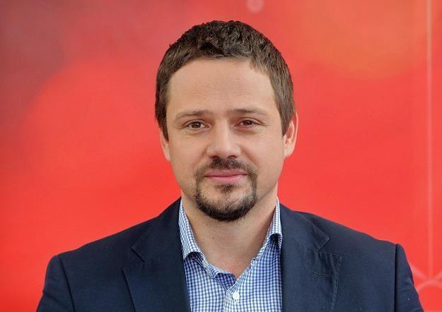 Rafał Trzaskowski, minister administracji. Fot. JAN KUCHARZYK /Agencja SE/East News