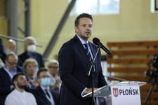 Rafał Trzaskowski na konwencji PO: Nie dajcie się nabrać
