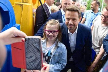 Rafał Trzaskowski: Nie potrzebujemy, by Jarosław Kaczyński uczył nas, czym jest rodzina albo patriotyzm