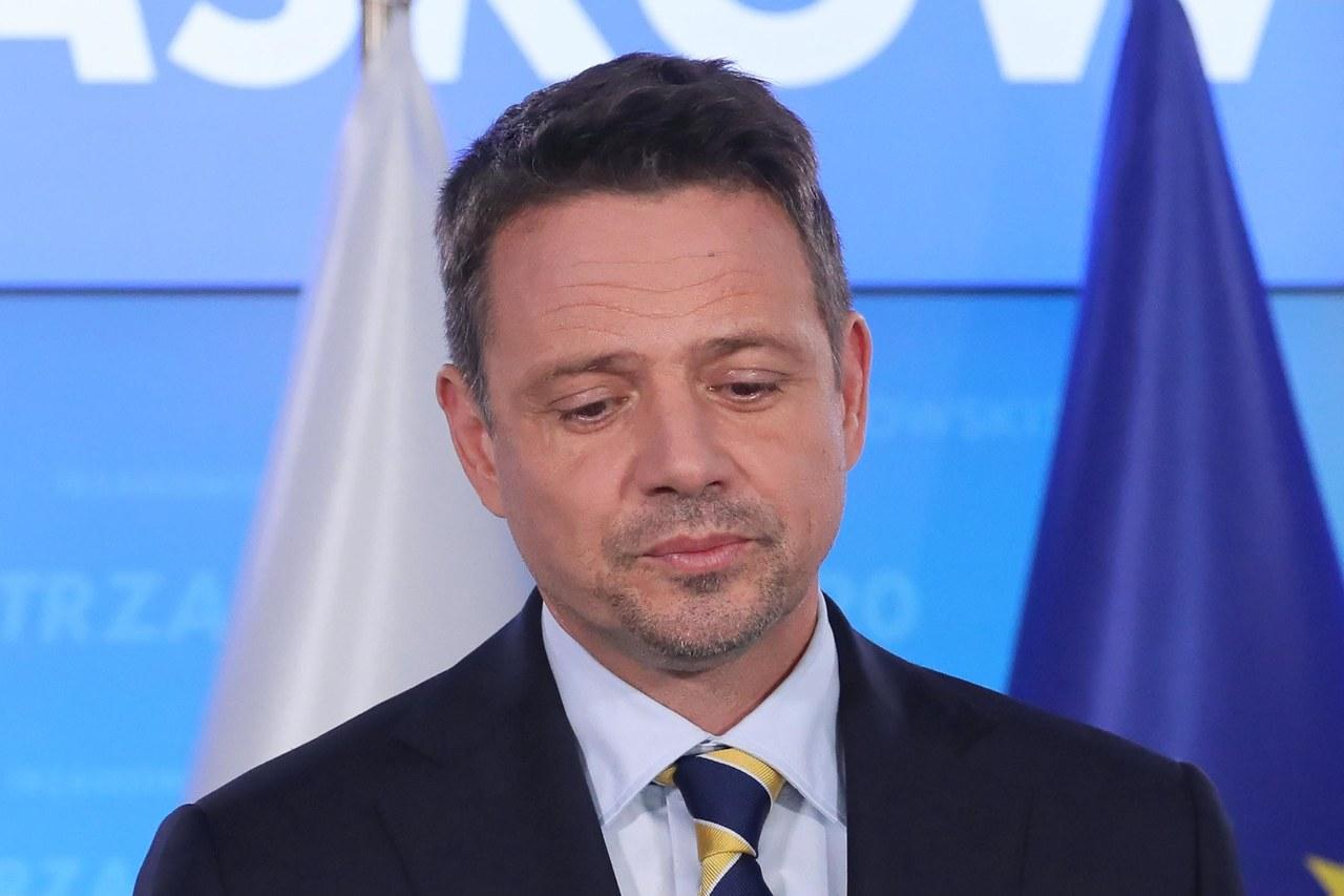 """Rafał Trzaskowski nie weźmie udziału w zaprzysiężeniu Andrzeja Dudy. """"Nie będzie mnie w Warszawie"""""""