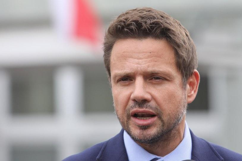 Rafał Trzaskowski, prezydent Warszawy /Tomasz Jastrzębowski /Reporter