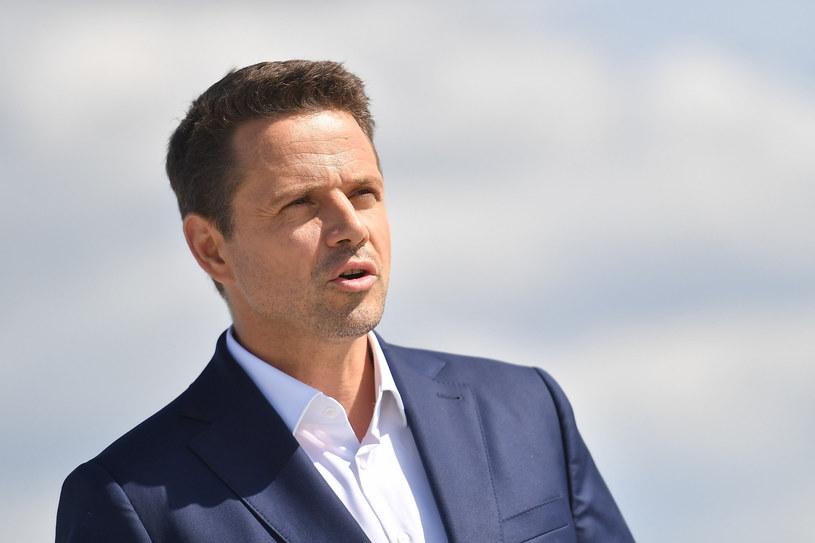 Rafał Trzaskowski skomentował wypadek w Warszawie /Mateusz Jagielski /East News