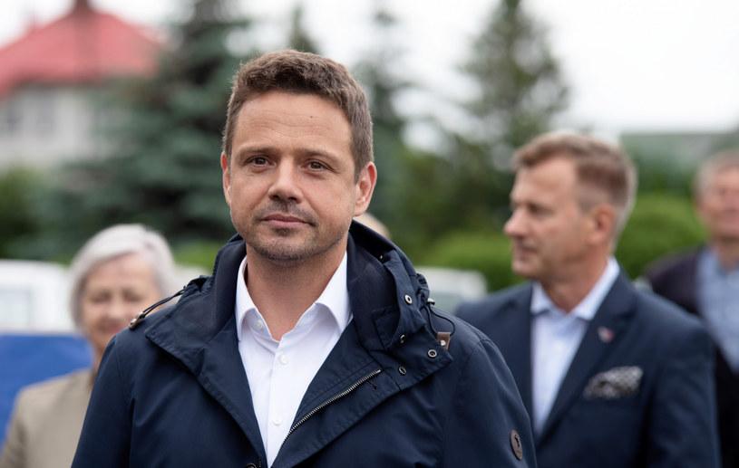 Rafał Trzaskowski to także kandydat Koalicji Obywatelskiej na prezydenta /Krzysztof Radzki /Reporter