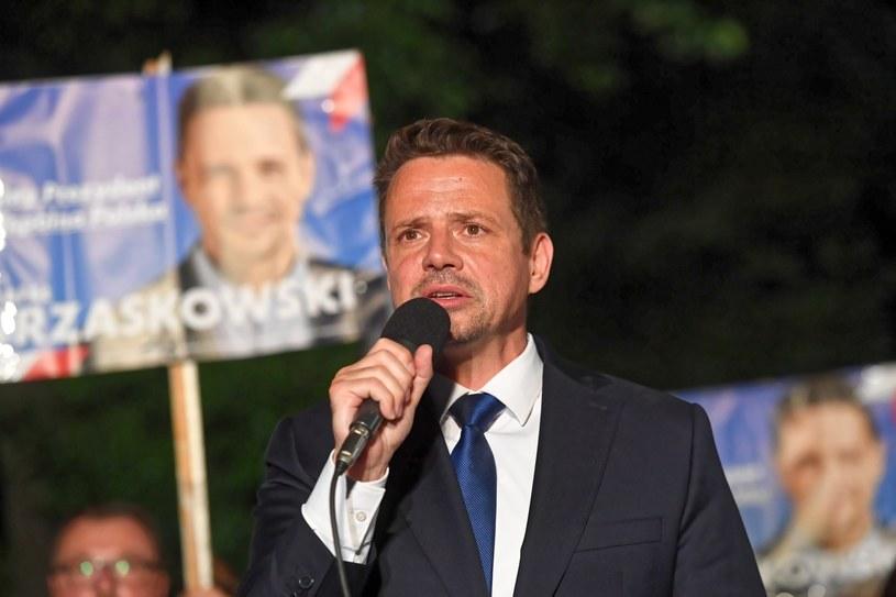 Rafał Trzaskowski w Jeżowie otrzymał 3,54 proc. głosów /Piotr Nowak /PAP