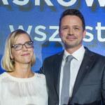 Rafał Trzaskowski wyszedł ze szpitala! Niebywałe, co wyznał o żonie