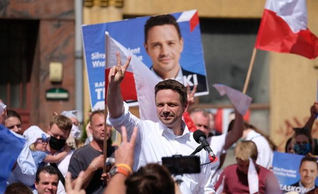 Rafał Trzaskowski: Zawetuję każdą decyzję rządu PiS, która będzie uderzać w polskie sądy