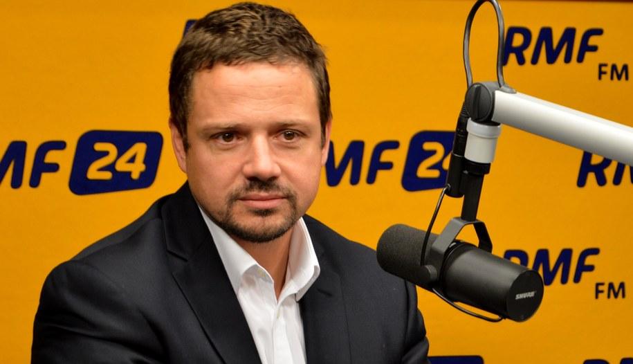 Rafał Trzaskowski /Olga Wasilewska /Archiwum RMF FM