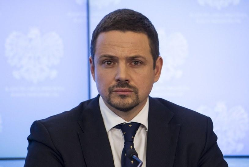 Rafał Trzaskowski /Krystian Dobuszyński /Reporter