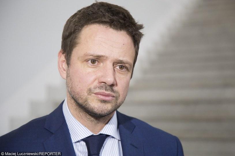 Rafał Trzaskowski /Maciej Luczniewski/REPORTER /East News
