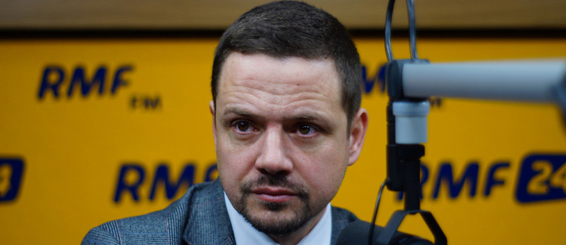 Rafał Trzaskowski /RMF FM