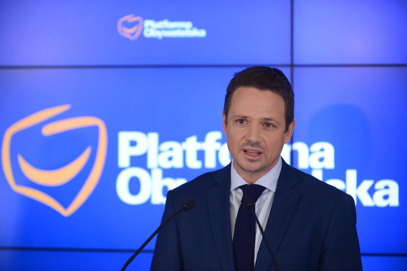 Rafał Trzaskowski /Jakub Kamiński   /PAP