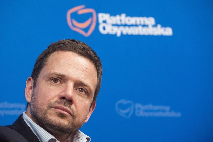 Rafał Trzaskowski /Kamil Kiedrowski /East News