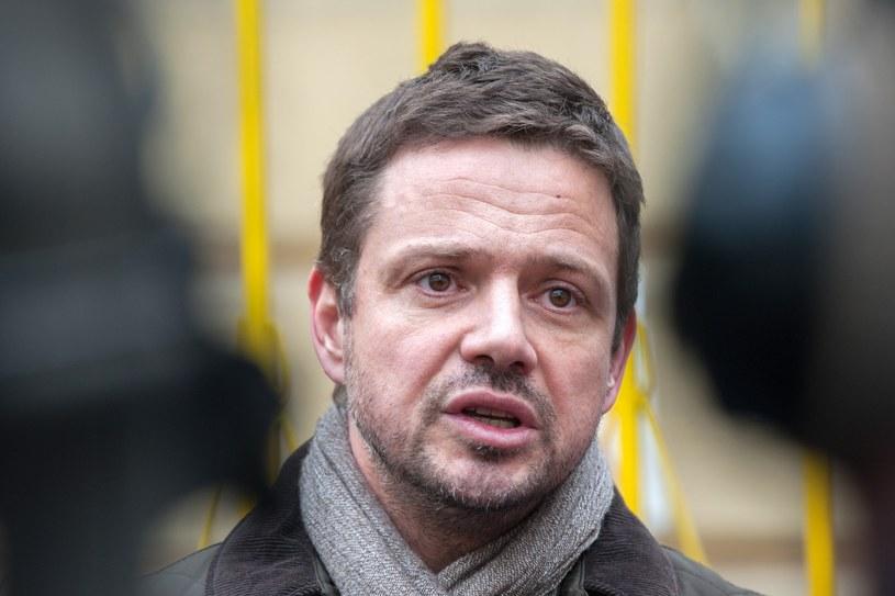 Rafał Trzaskowski /Reporter