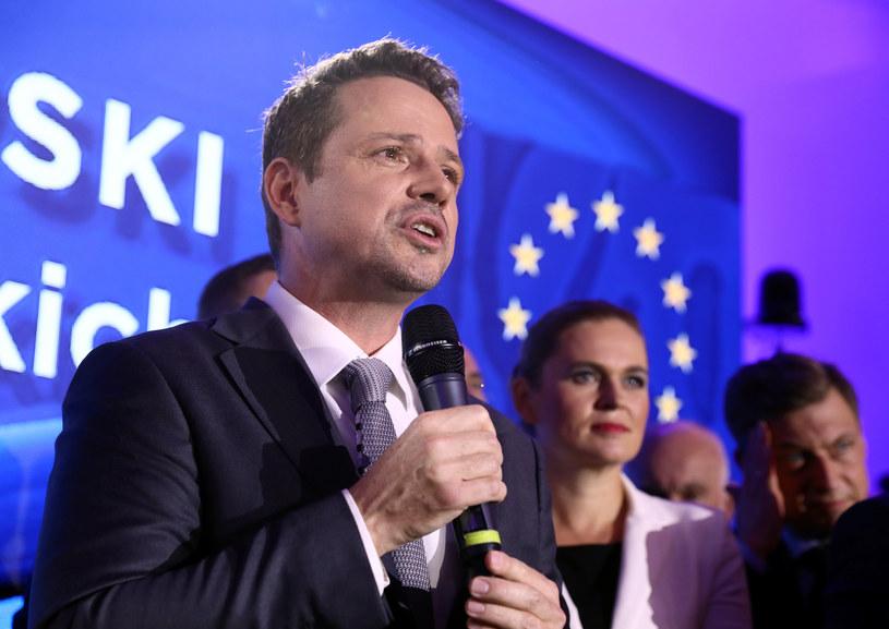 Rafał Trzaskowski /Piotr Molecki /East News
