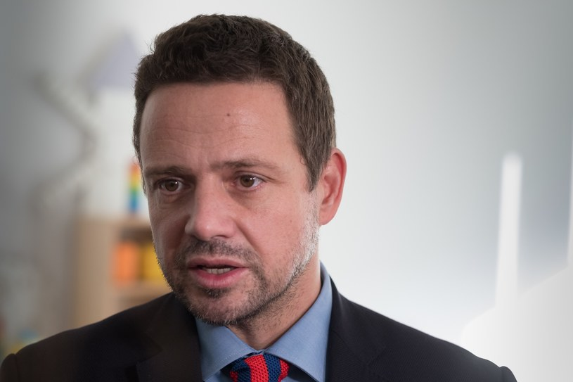 Rafał Trzaskowski /Jacek Dominski/ /Reporter