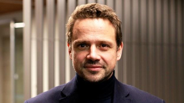 Rafał Trzaskowski /Michał Dukaczewski /RMF FM