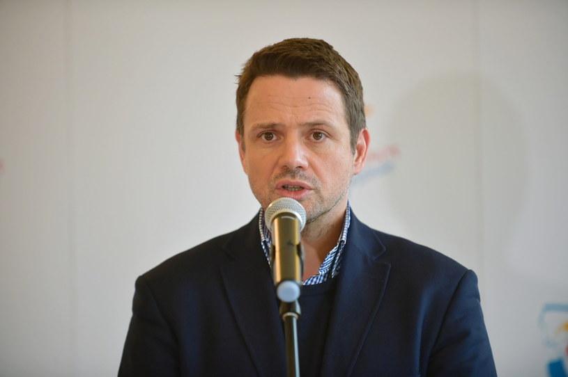 Rafał Trzaskowski / Marcin Obara  /PAP