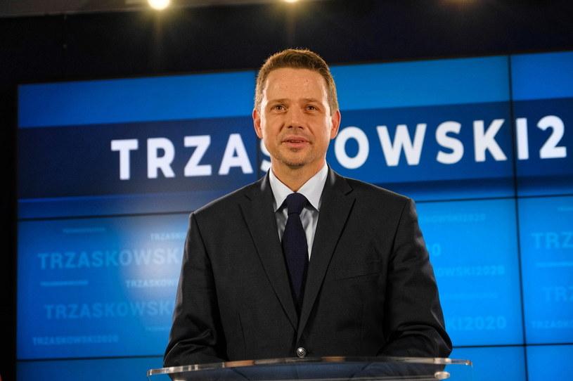 Rafał Trzaskowski /Mateusz Marek