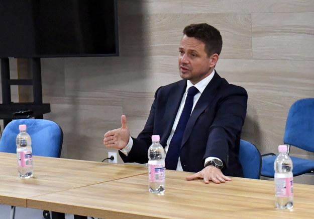 Rafał Trzaskowski / Marcin Bielecki    /PAP