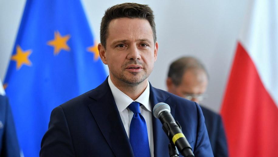 Rafał Trzaskowski /Piotr Nowak /PAP
