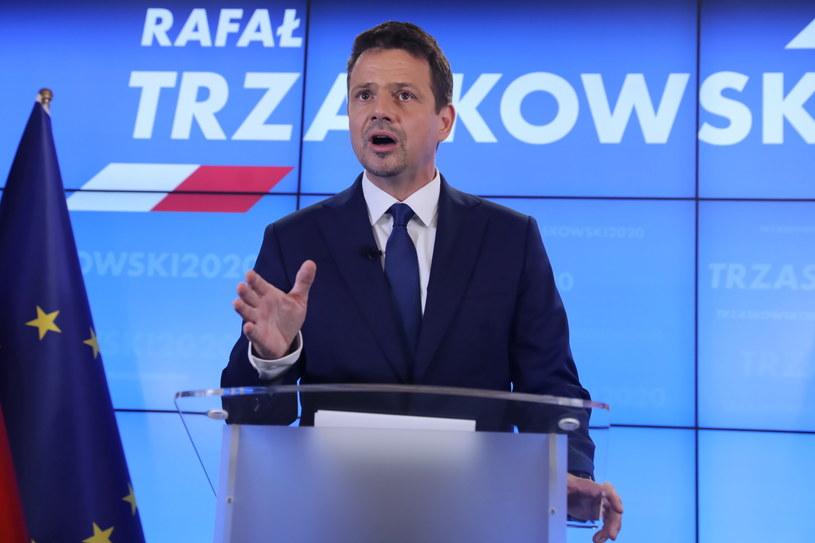 Rafał Trzaskowski / Tomasz Gzell    /PAP