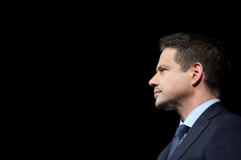 Rafał Trzaskowski /fot. Andrzej Iwanczuk /Reporter