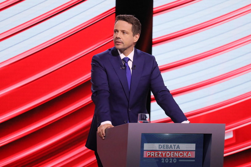 Rafał Trzaskowski /Paweł Supernak /PAP