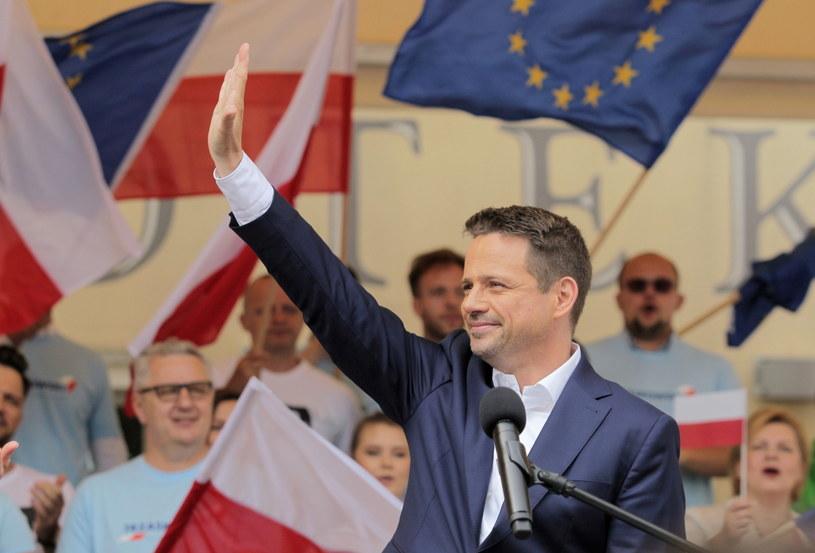 Rafał Trzaskowski /Tomasz Waszczuk /PAP