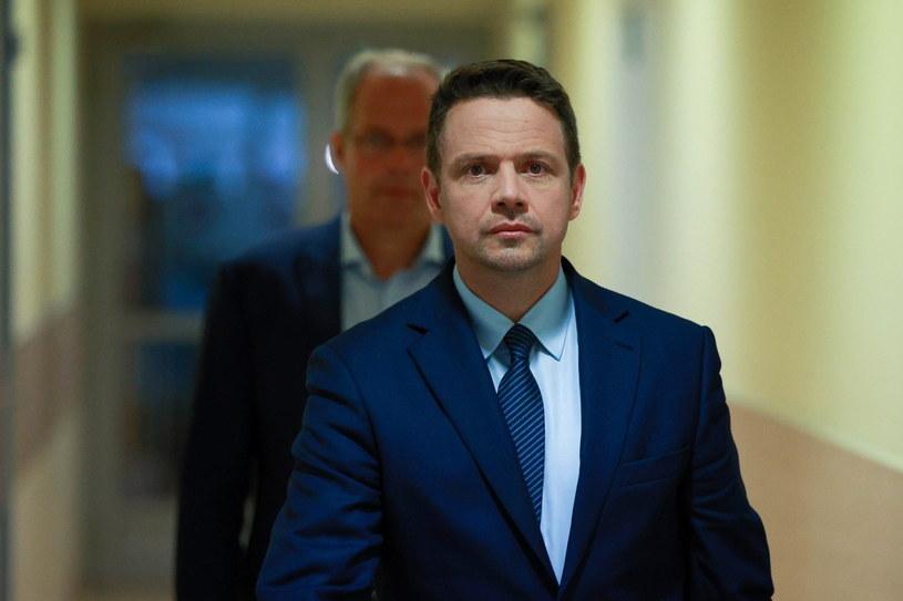 Rafał Trzaskowski /Mateusz Marek /PAP