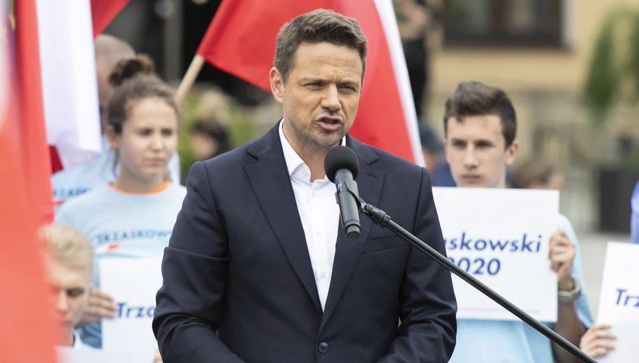 Rafał Trzaskowski /Jacek Szydłowski /PAP