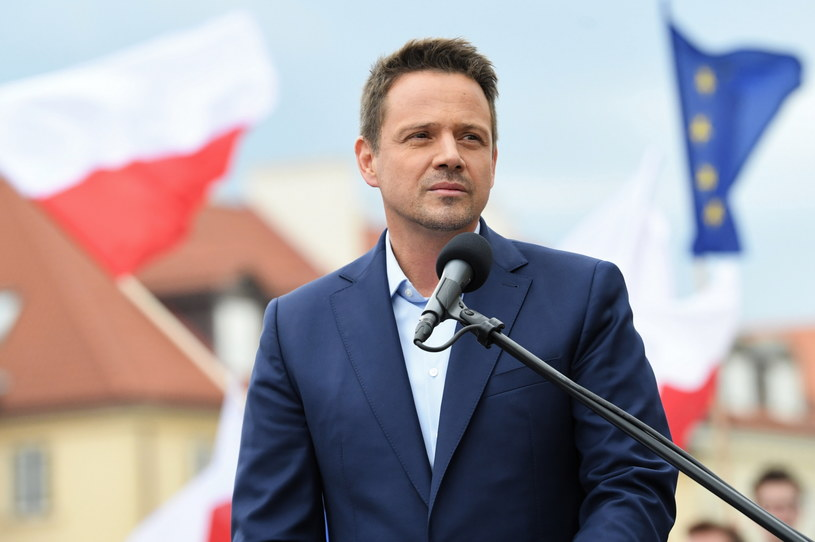 Rafał Trzaskowski / Radek Pietruszka   /PAP