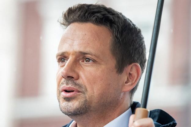 Rafał Trzaskowski /\Tytus Żmijewski /PAP