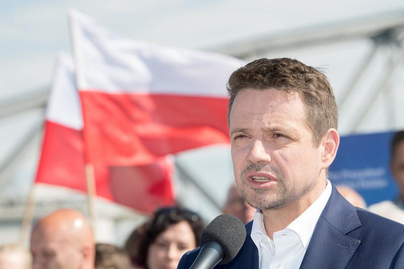 Rafał Trzaskowski /Wojciech Strozyk/ /Reporter