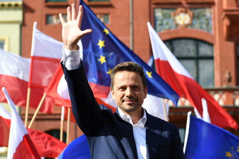 Rafał Trzaskowski / Adam Warżawa    /PAP
