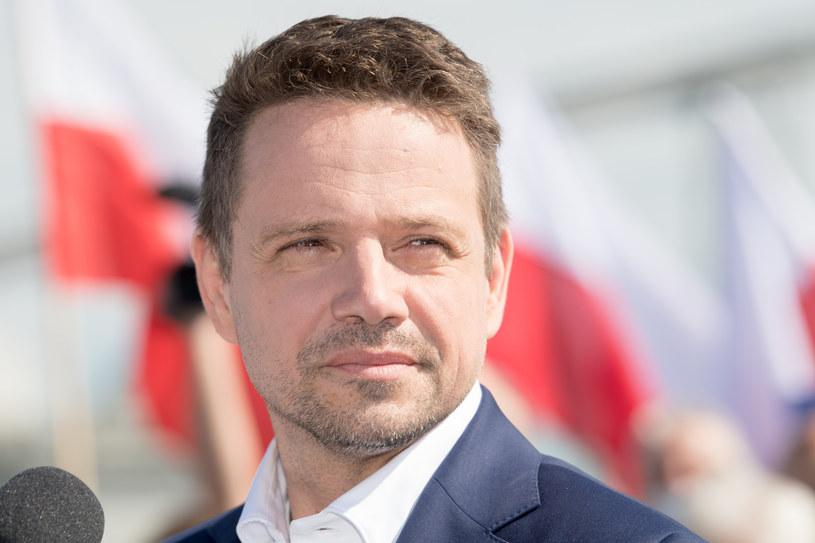 Rafał Trzaskowski /Wojciech Strożyk REPORTER /Reporter