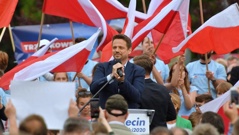 Rafał Trzaskowski /Marcin Bielecki   /PAP