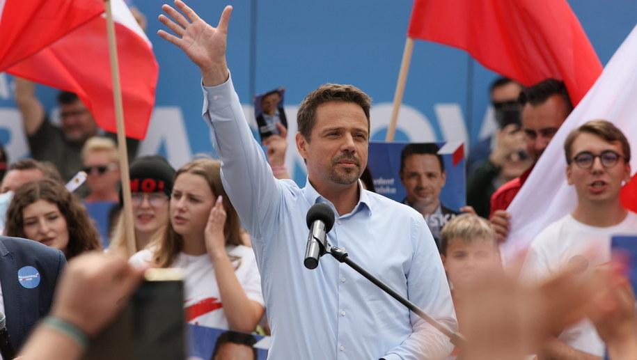 Rafał Trzaskowski / Lech Muszyński    /PAP