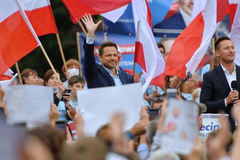 Rafał Trzaskowski / PAP/Marcin Bielecki    /PAP