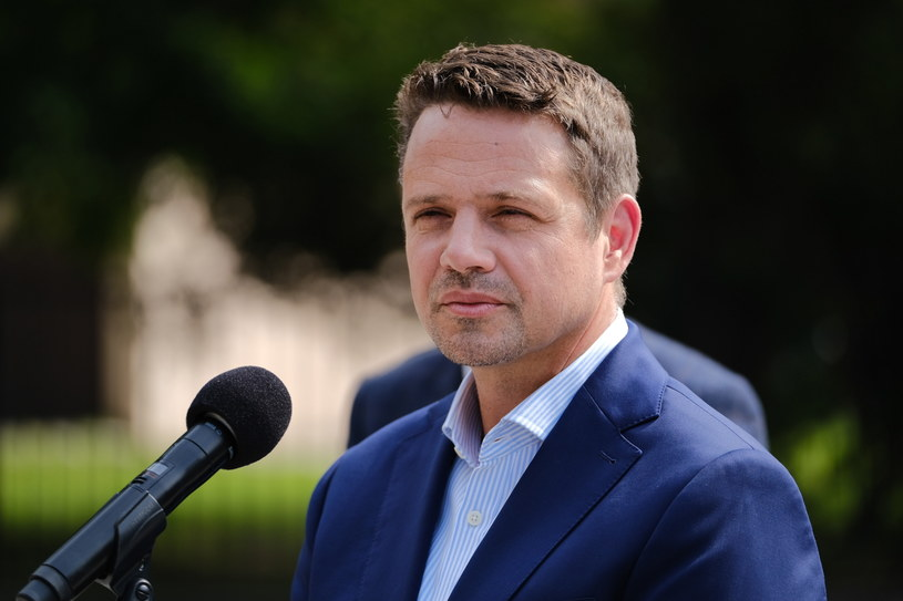 Rafał Trzaskowski /PAP