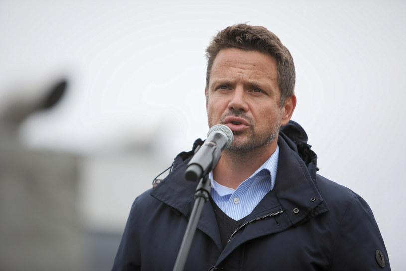 Rafał Trzaskowski /Leszek Szymański /PAP