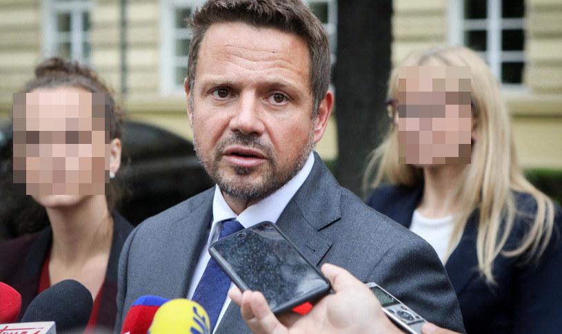 Rafał Trzaskowski /Tomasz Jastrzębowski /Reporter