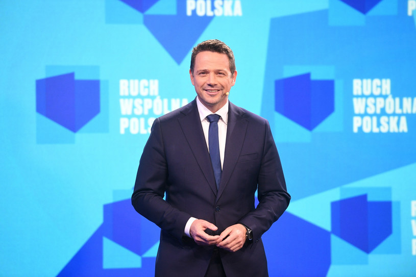 Rafał Trzaskowski / Jacek Dominski /REPORTER /Reporter
