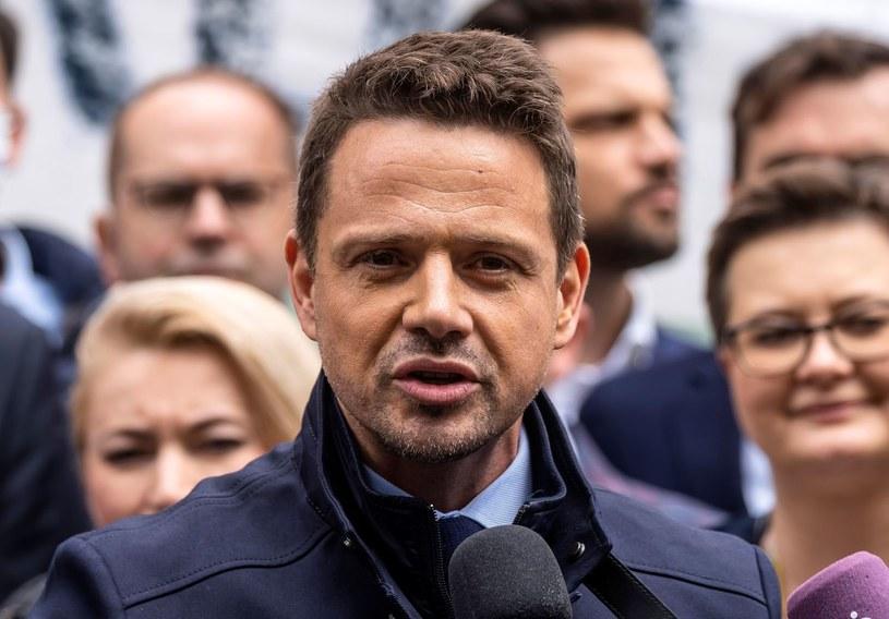 Rafał Trzaskowski /AFP