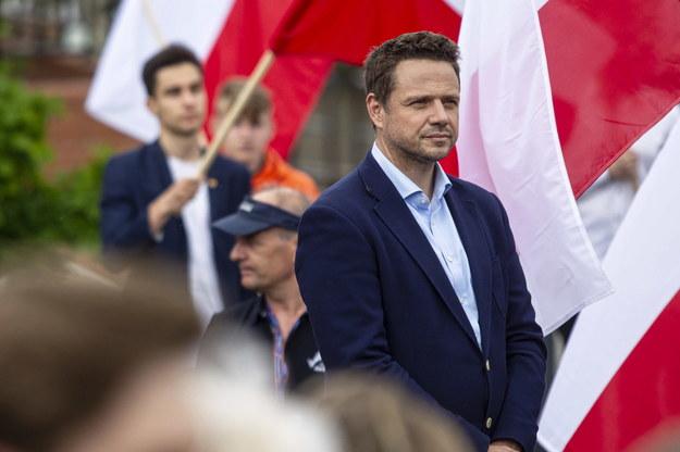 Rafał Trzaskowski /Jan Dzban /PAP